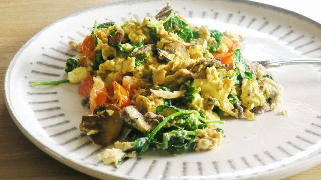 Egg Scramble Recipe