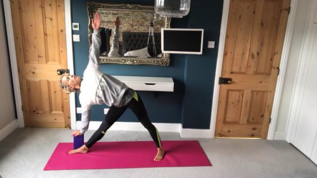 Yoga – abs focus