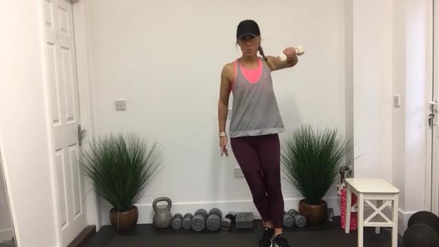 Full body w/weights