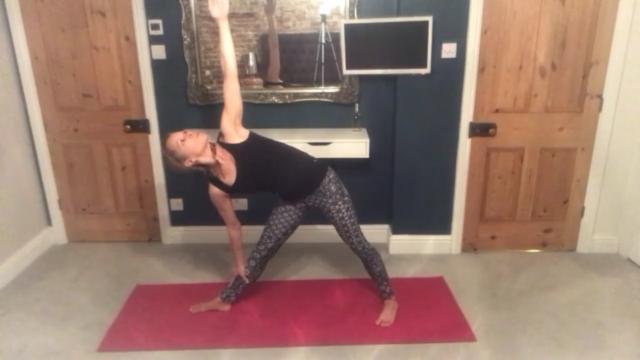 15 min yoga
