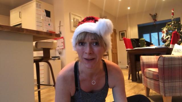 Christmas Tabata