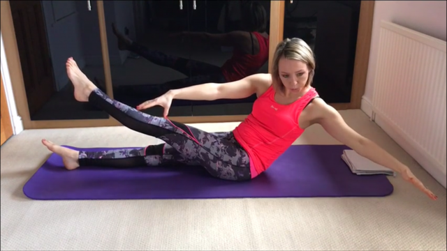 Pilates Abs attack