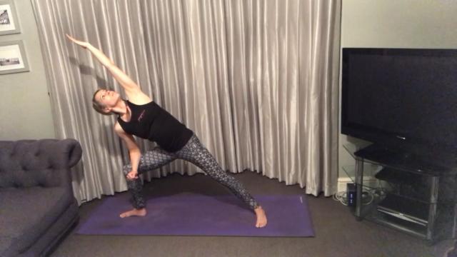 Yoga – ski fit!