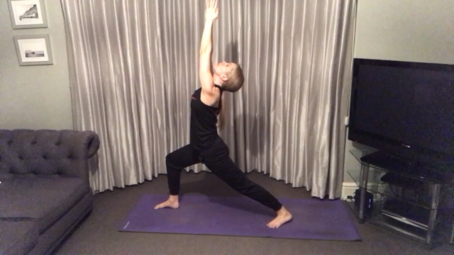 Yoga – ski stretch
