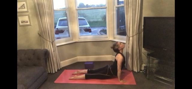 Yoga – back bending