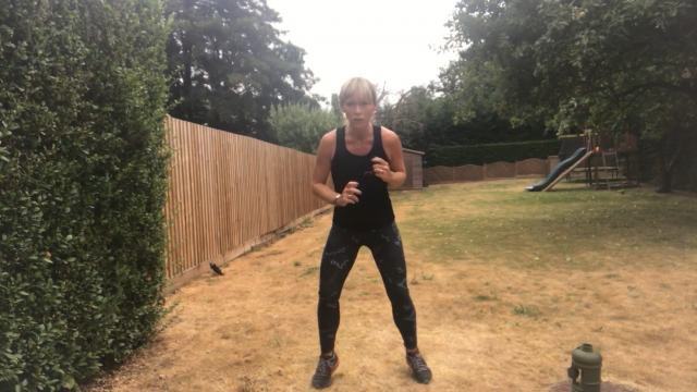 Boxing HIIT